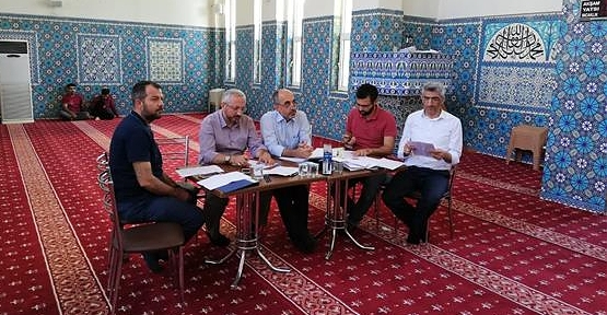 Siirt'e Etkili Hutbe Sunumu Bölge Yarışması İlimizde Yapıldı