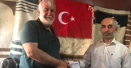 Siirt'te Vekaletle Kurban Kampanyasına İlgi Büyük