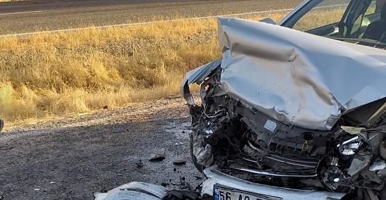 Trafik Kazasında 7 Kişi Yaralandı