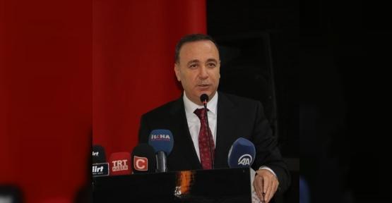AK Parti Milletvekili Osman Ören'in Kurban Bayram Mesajı