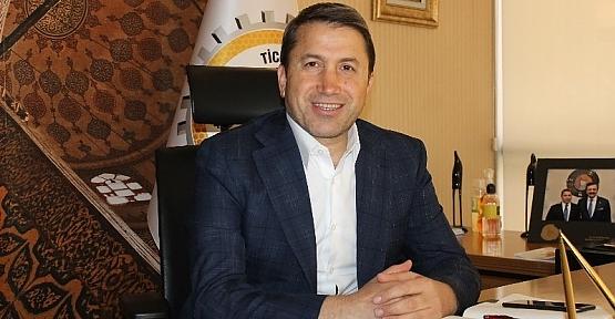 Siirt TSO Başkanı Güven Kuzu, Kredi Faiz Oranlarının Düşmesinin Memnuniyet Verici Olduğunu Belirtti