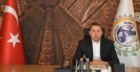 Siirt TSO Yönetim Kurulu Başkanı Güven Kuzu'nun Kurban Bayramı Mesajı