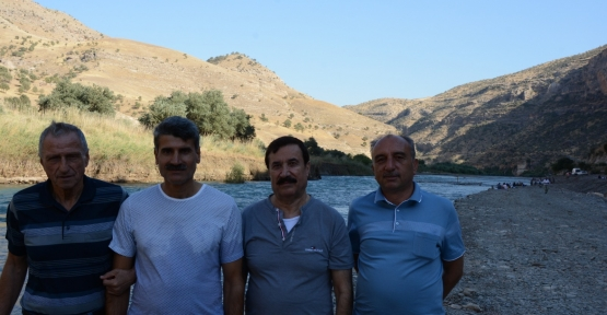 """PERVARİLİLER, GELENEKSEL 'BOTAN GÜNÜ'NDE BULUŞACAK"""""""