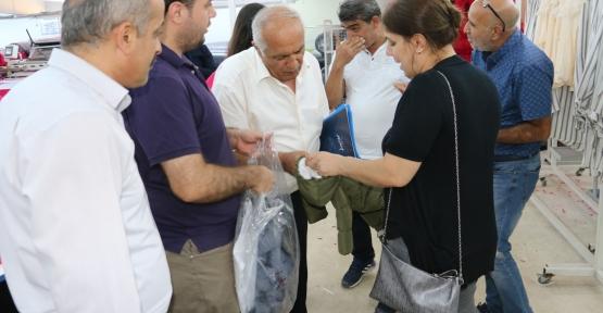 """STSO Başkan Yardımcısı Demirhan'dan işsizlere çağrı: """"Tekstil Atölyesinde Çalışmak İsteyen Bize Başvursun"""""""