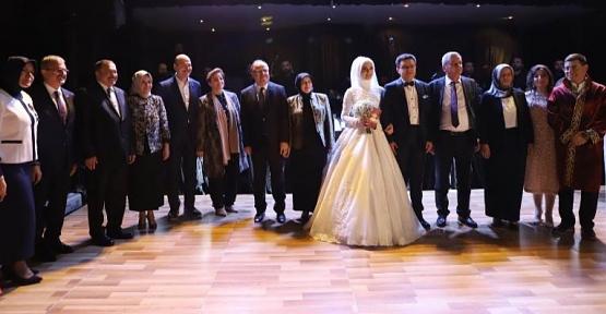 Eski Valimiz Afyonkarahisar Valisi Mustafa Tutulmaz'ın Mutlu Günü