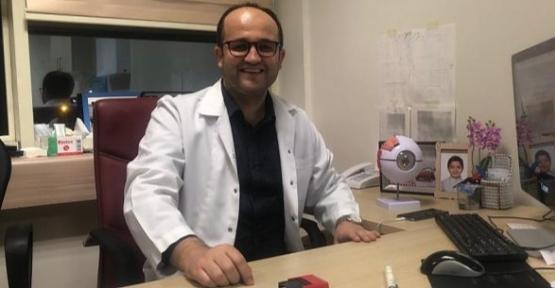 Göz Doktoru Şaban Kılıç, Yılda Bir Göz Muayenesi ile Göz Sağlığınızı Koruyun