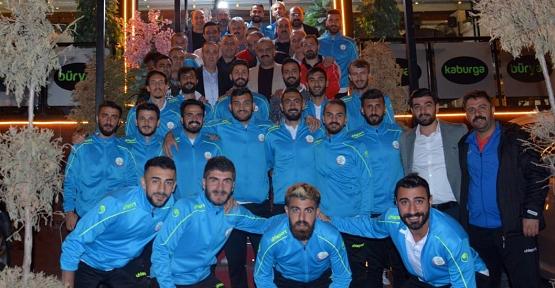 Milletvekili Osman Ören, Siirt İl Özel İdare Sporu Ankara'da Ağırladı