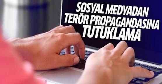 PKK/KCK Terör Örgütü Propagandasına 4 Tutuklama