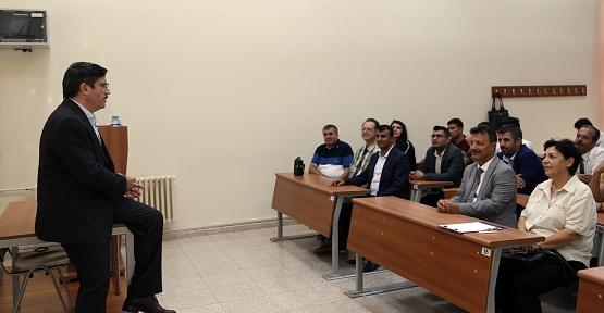 Prof. Dr. Yasin Aktay, Siirt Üniversitesinde Sosyolojiye Giriş Derslerine Girecek