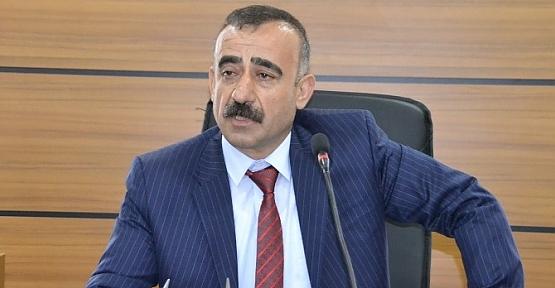 Siirt İl Genel Meclisi Başkanı Cangir Bayram'dan Barış Pınarı Harekatı'na Destek