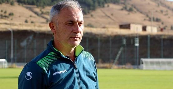 """Sportif Direktör Ahmet Erten; """"8 Günde Üç Maç Oynadık"""""""
