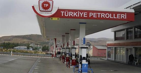 Türkiye Petrolleri'nin Yeni Akaryakıt İstasyonu Kapalı Cezaevi Karşısında Açıldı!