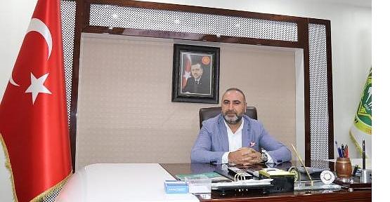 Damızlık Koyun Keçi Yetiştiricileri Birliği Başkanı M. Ali Şengöz'den Mevlid Kandili Mesajı