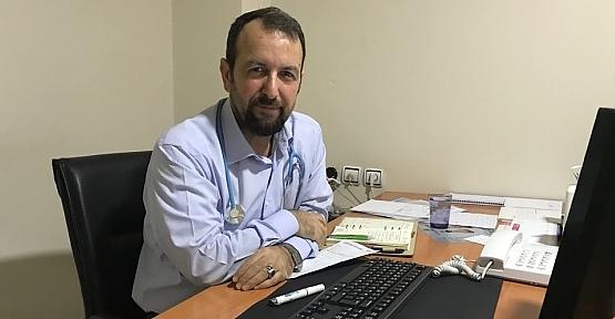 Dâhiliye Doktoru Yasin Sarı, Fazla Tuzun Yol Açtığı Hastalıkları Anlattı