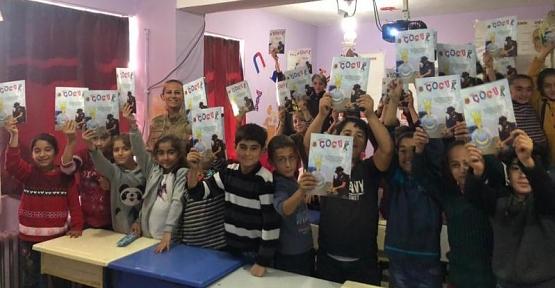Jandarma'dan Dünya Çocuk Hakları Günü Etkinliği
