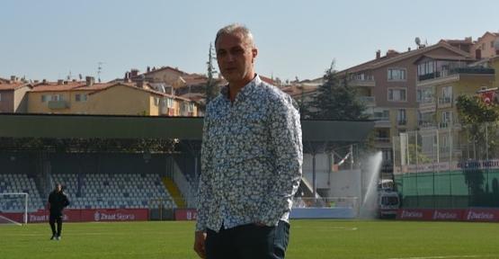 """Sportif Direktör Ahmet Erten  """"Her Maç Bizim İçin Önemlidir"""""""