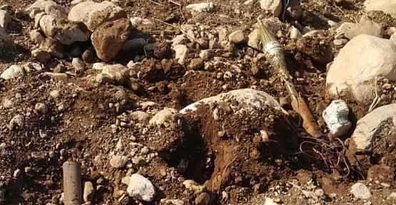 Uzaktan Kumandalı Antitank Roketatar Mühimmatı Düzeneği (EYP) Bulundu