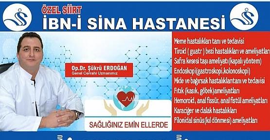 Dr. Şükrü Erdoğan, Makat Çatlağı Olarak Bilinen Anal Fissür Rahatsızlığı Hakkında Bilgi Verdi
