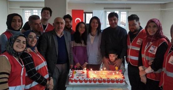 Siirt Üniversitesi Kızılay Topluluğundan 5 Aralık Dünya Gönüllüler Günü Kutlaması
