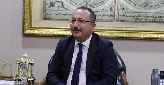 Vali Ali Fuat Atik, 3 Gün Süreyle İzne Ayrıldı
