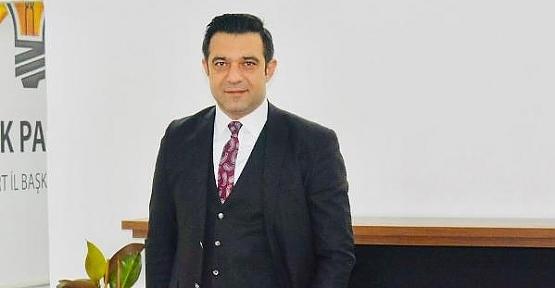 AK Parti İl Başkanı Ekrem Olgaç'tan 10 Ocak Çalışan Gazeteciler Günü Mesajı