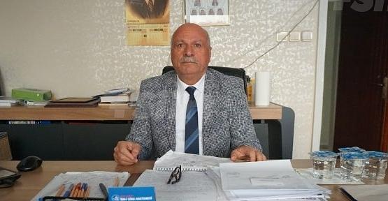 Belediye-İş Sendikası Başkanı Halit Akınay'ın 10 Ocak Çalışan Gazeteciler Günü Mesajı