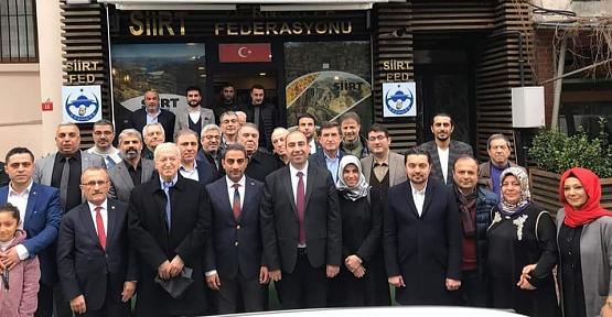 """İstanbul'da """"1.Siirt Sağlık Çalıştayı""""nda Siirtli Akademisyenler Buluştu"""