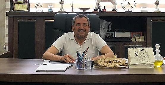 Kuzu Tel ve Çivi Fabrikası Yönetim Kurulu Başkanı Orhan Kuzu'dan Yeni Yıl Mesajı