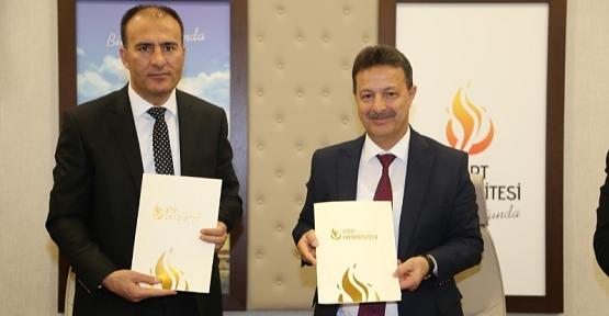 Siirt Üniversitesi ile  Milli Eğitim Müdürlüğü Arasında İşbirliği Protokolü İmzalandı