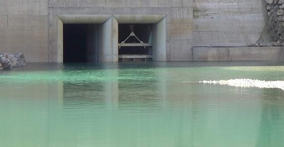 Avrupa'nın En Büyüğü Çetin Barajında Doluluk Oranı Arttı