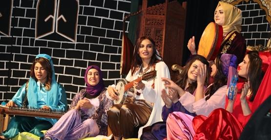 """Fehim Paşa Konağı"" Tiyatro Oyunu Sahnelendi"