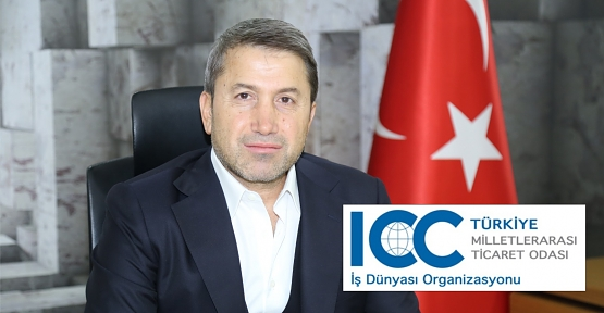 Milletlerarası Ticaret Odası (ICC) Türkiye Milli Komitesi Yönetim Kurulu Toplantısı İlimizde Gerçekleştirilecek