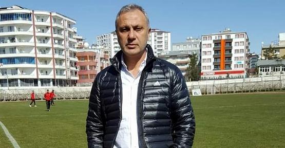 """Siirt İl Özel İdarespor Sportif Direktörü Erten, """"Galibiyet Serimiz Devam Ediyor"""""""