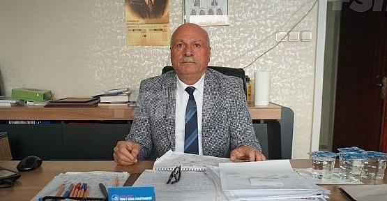 Belediye-iş Sendikası Siirt Şube Başkanı Halit Akınay'dan 8 Mart Mesajı