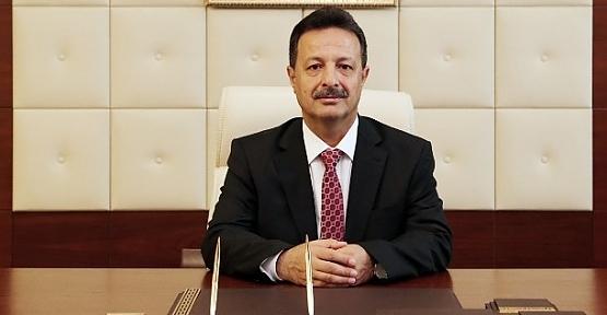 """""""Biz Bize Yeteriz Türkiyem"""" Kampanyasına Rektör Erman'dan Destek ve Davet"""