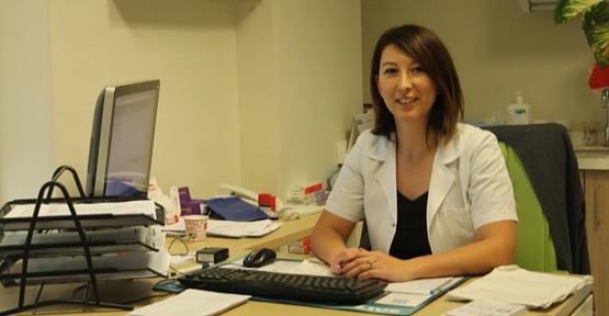 Devlet Hastanesi'nin Yeni Başhekimi Nöroloji Uzmanı Dr. Nesrin Atiş Oldu