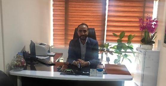 Özel Siirt Hayat Hastanesi Müdürü Necmettin Fırat'tan Sağlık Çalışanlarına Teşekkür