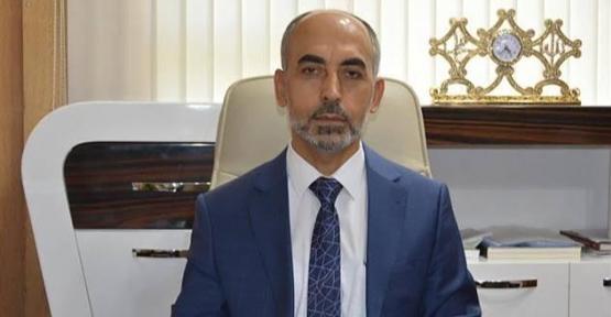 """Siirt Müftüsü Ahmet Altıok'tan """"Evde Kal"""" Çağrısı"""