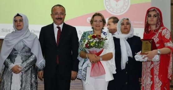 """Vali Ali Fuat Atik'in """"Dünya Kadınlar Günü"""" Mesajı"""