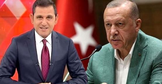 Cumhurbaşkanı Erdoğan, Fatih Portakal Hakkında Suç Duyurusunda Bulundu?