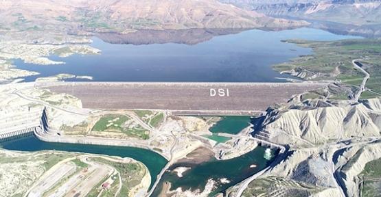 Ilısu Barajı'nda Mayıs Ayında Enerji Üretimine Başlanıyor