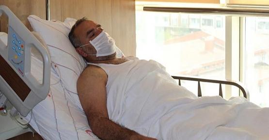 """İmmün Plazma Tedavisi Gören Turgut Kayar: """"Kendimi Yeniden Doğmuş Hissediyorum"""""""