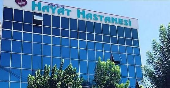 Özel Siirt Hayat Hastanesi 1 Mayıs'ta Tüm Branşlarda Hizmet Verecek