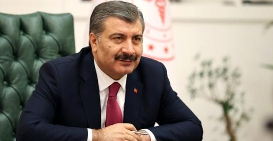 Sağlık Bakanı Fahrettin Koca: Yoğun Bakımdaki Hasta Sayımız İlk Kez Azaldı
