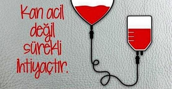 Siirt İl Sağlık Müdürlüğünden Kan Bağışına Davet