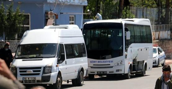 Siirt'te Cezaevlerinden Tahliyeler Başladı