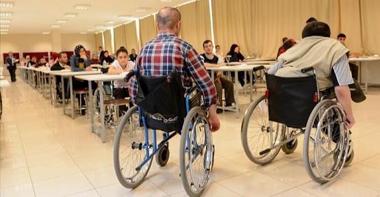 2020 Engelli Kamu Personeli Seçme Sınavı İle İlgili Basın Duyurusu