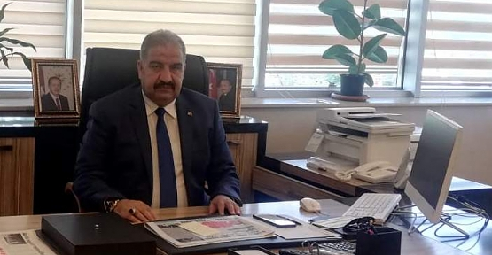 Hıfzullah Canpolat Belediye Başkan Yardımcılığına Getirildi
