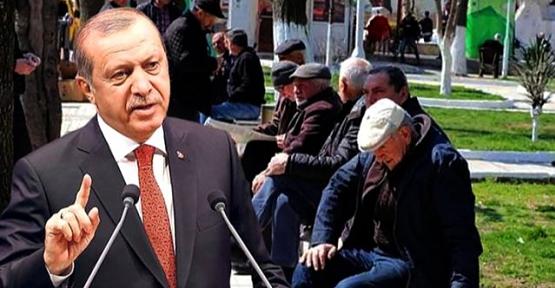 Başkan Erdoğan'dan 65 Yaş Üstü Vatandaşlar İçin Pazartesi Güzel Haber Gelebilir