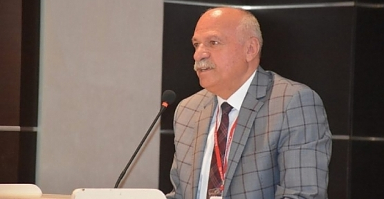 Belediye İş Sendikası Siirt Şube Başkanı Halit Akınay'ın Ramazan Bayramı Mesajı